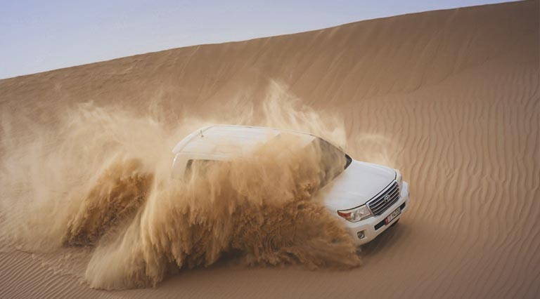 Low Price Desert Safari in Abu Dhabi