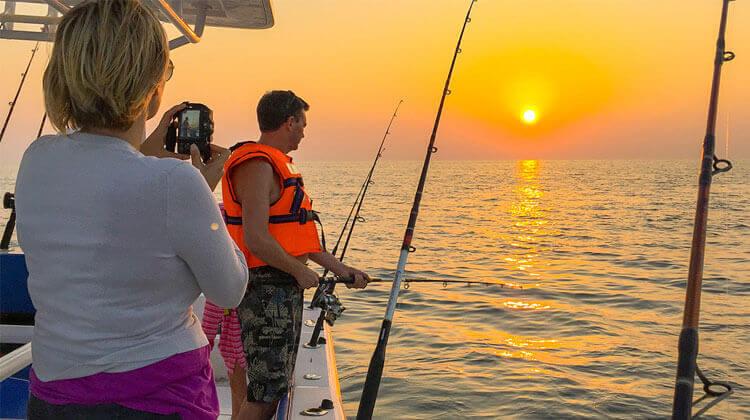 Abu Dhabi Fishing Tour