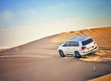 Direct Desert camp Safari Abu Dhabi