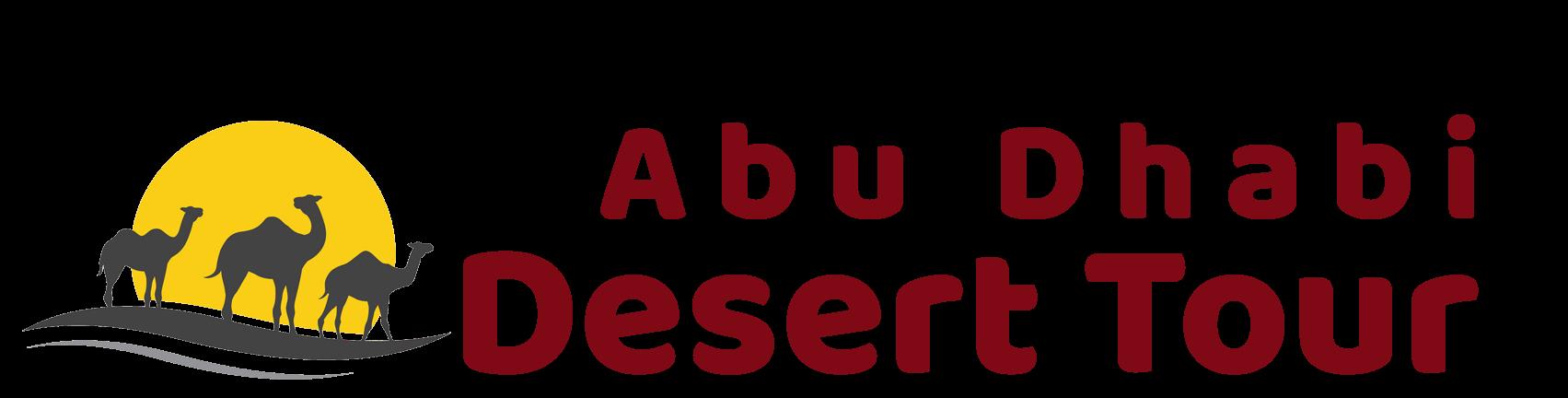 Abu Dhabi Desert Tour Logo