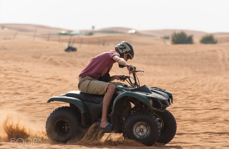Abu Dhabi Quad Bike Tours
